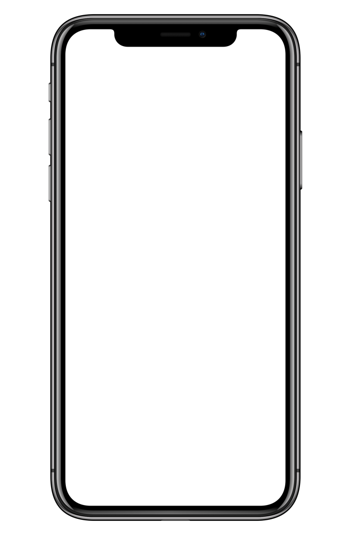Mockup iPhone X PNG Image Free Download searchpng.com.
