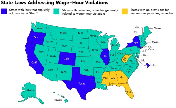 Midyear Brings Federal, State Changes for Payroll Professionals.