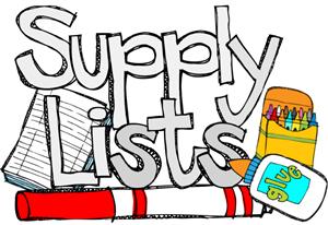 HES School Supplies • Departments.