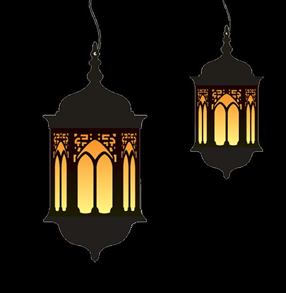 Ramadan Lamp Duo.