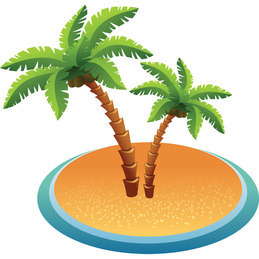 Download Island PNG HD 1.