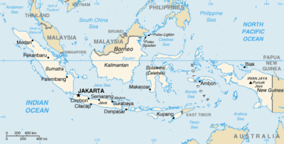 List of islands of Indonesia.