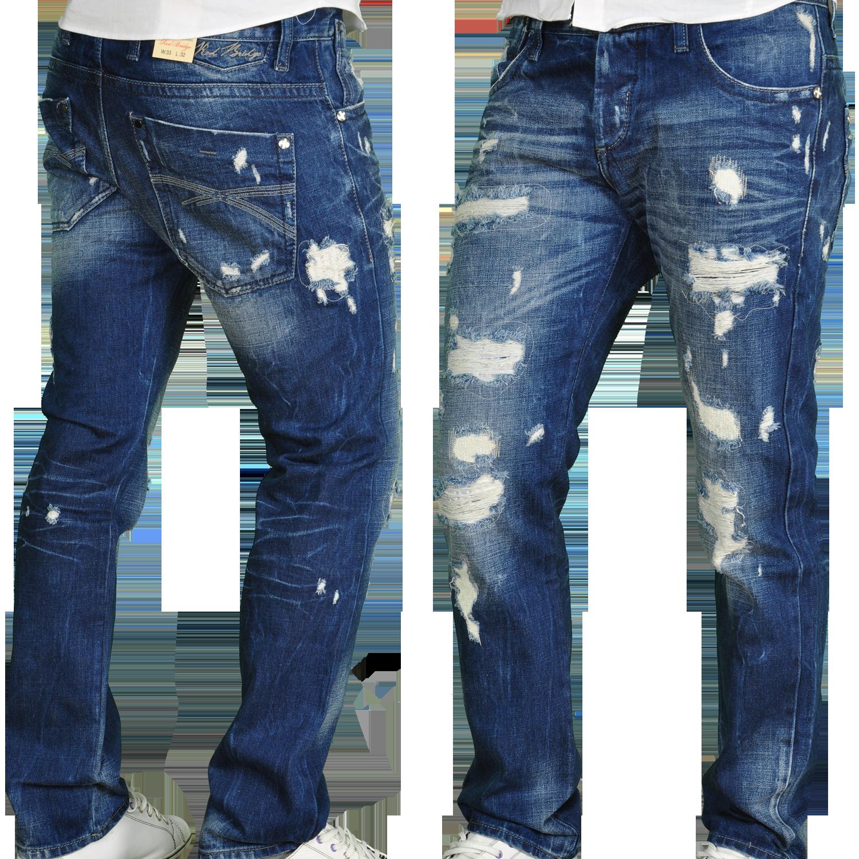 Men\'s Jeans PNG Image.