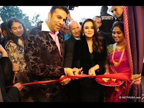 PNG Jewelers Grand Opening in Fremont by Preity Zinta highlights.