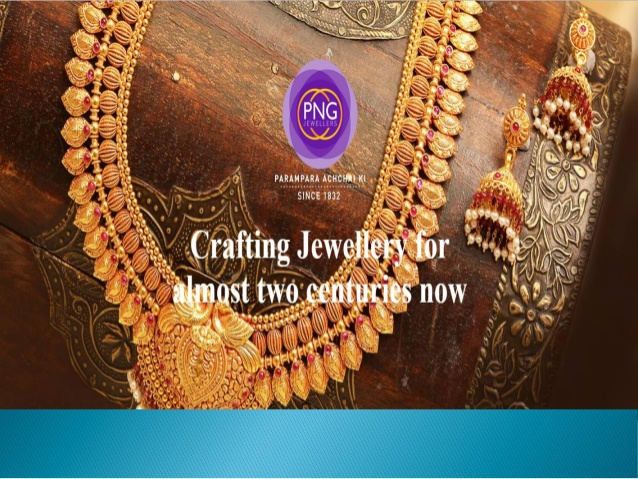 Png Jewellers Report By Anand.