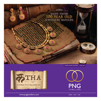 PNG Jewellers Launches \'Katha Collection\' to Celebrate 187.