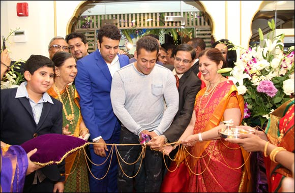 Bollywood Superstar and Brand Ambassador Salman Khan.