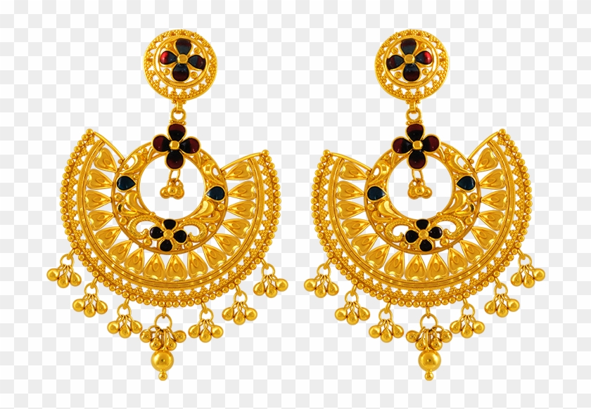 Png Gold Earrings.