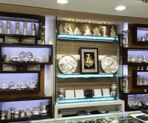 J B Saraf Jewellers, Hadapsar.