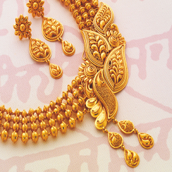 PNG Gold Necklace Designs 90.