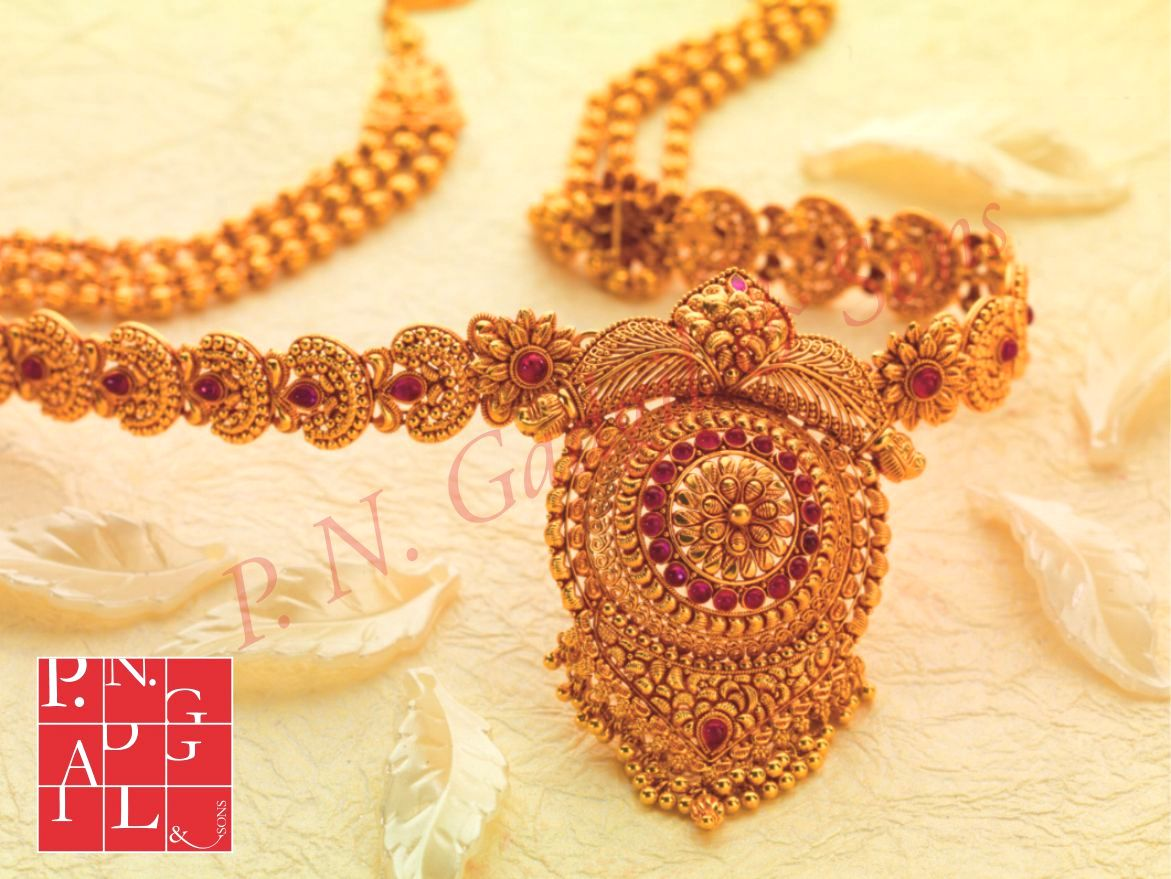 Temple Jewellery Classics.