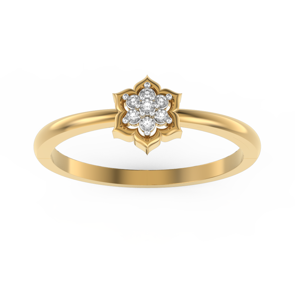 Buy Jewellery Rings Office Wear Ring Design Online Price.