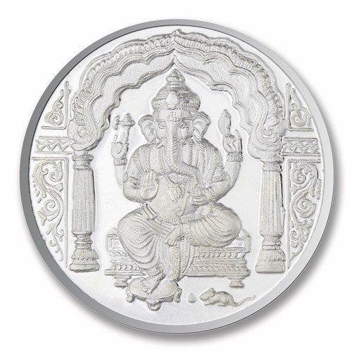 Buy 5 Gram Silver Coins Online.