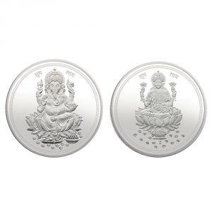 Buy P.n.gadgil Jewellers 20 Gms Being Human & Png Silver.