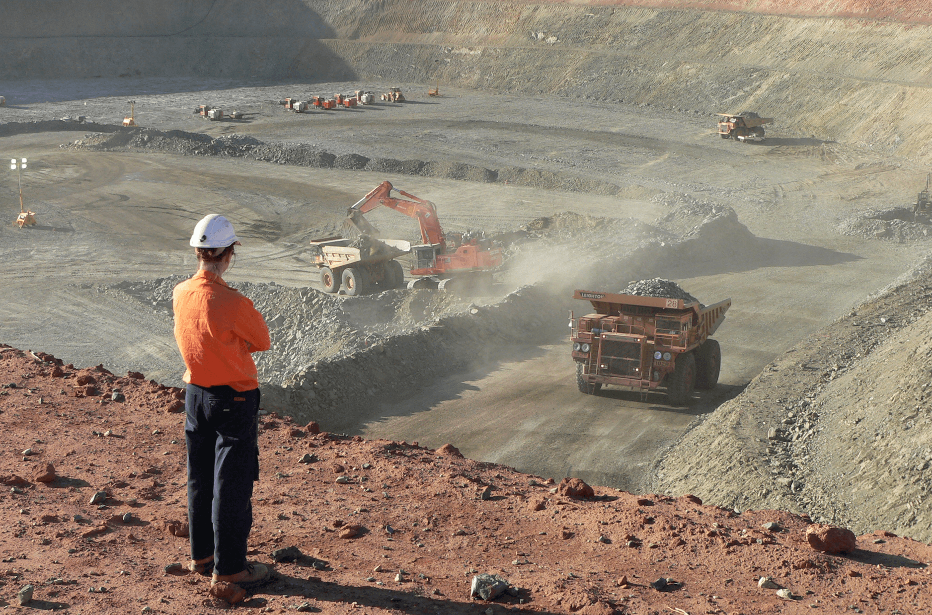 7 Top Tips To Landing Entry Level Mining Jobs.