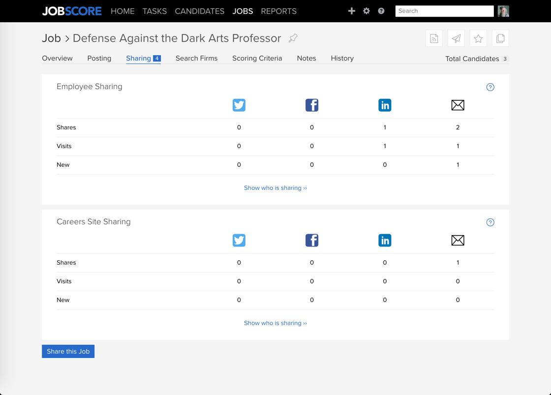 I\'m a new user. Where do I start in JobScore?.