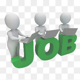 Online Job Search Employment Display Web #17697.