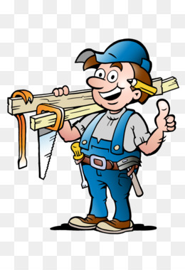 Free download Carpenter Cartoon Joiner.