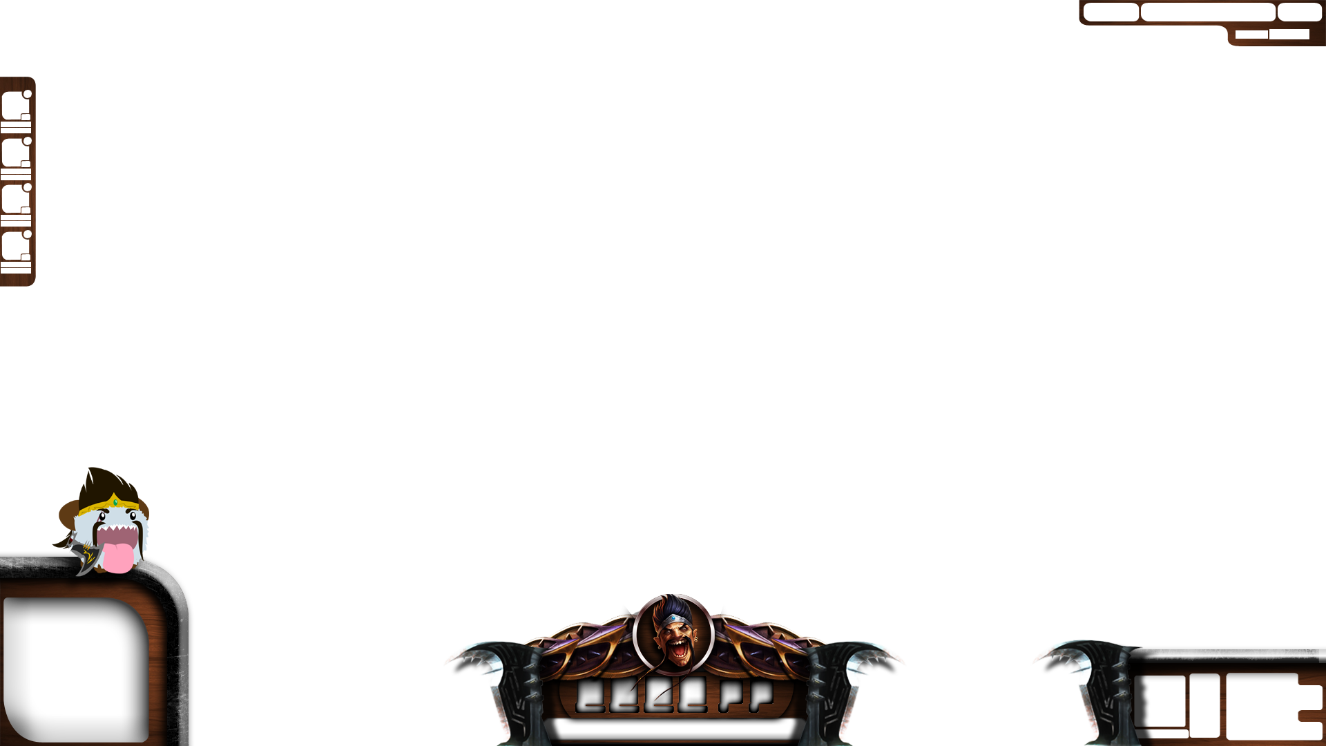HD Draven Stream Overlay Free To Use Png Jokes Photoshop.