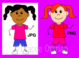 The Difference Between PNG and JPG Image Files.