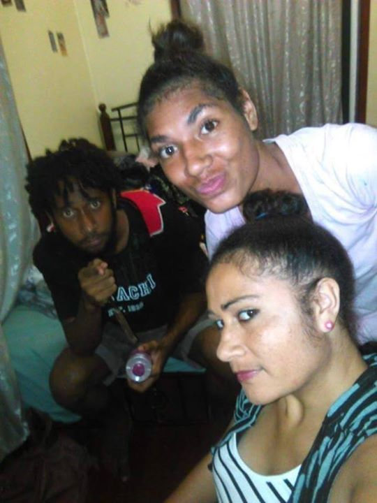 Group Kwap at Airways Hotel, Port Moresby, Port Moresby.