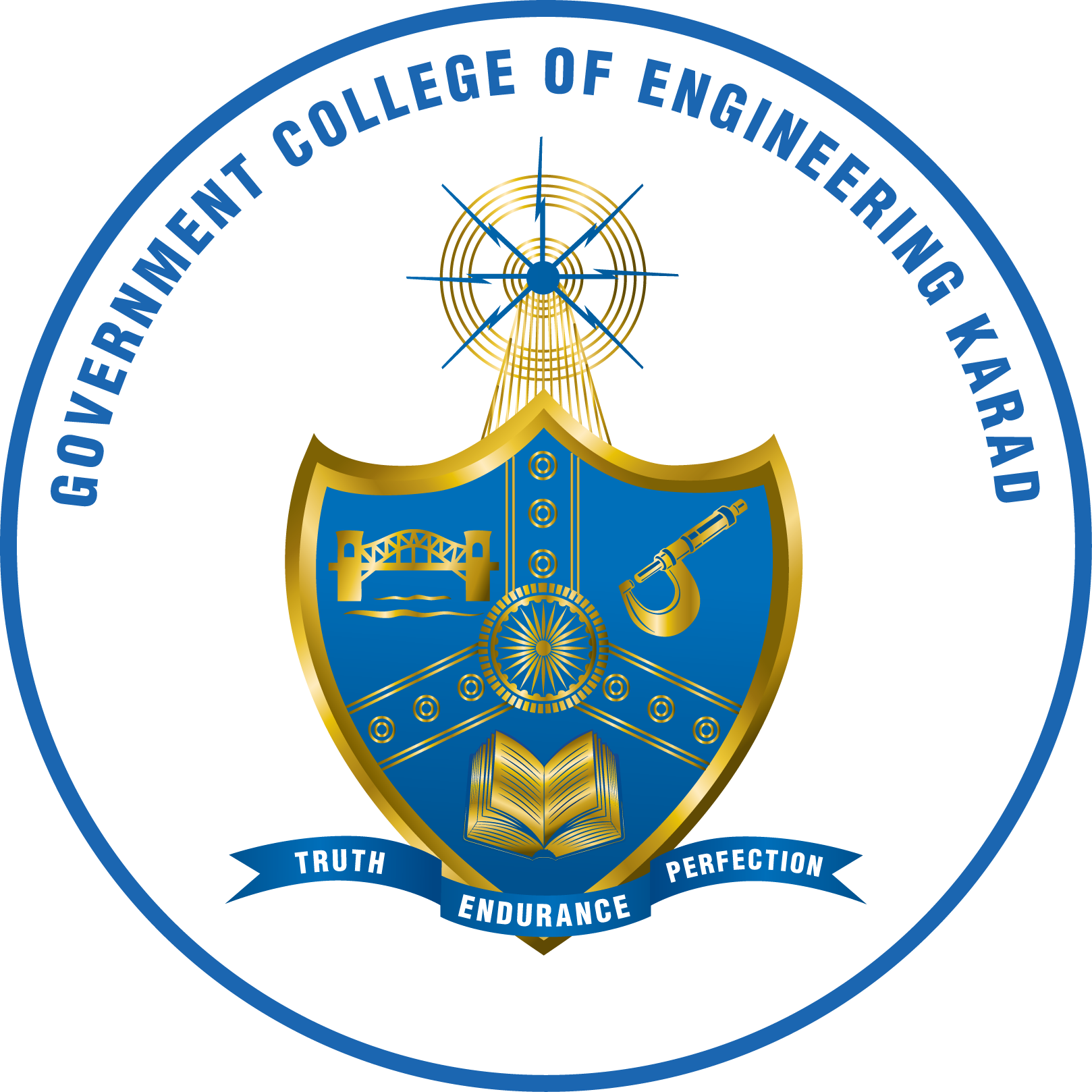 Government College of Engineering, Karad.
