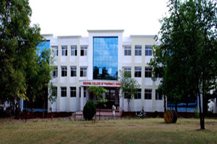 KCTs Krishna College of Pharmacy, Karad.