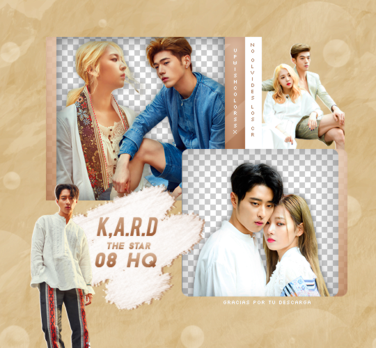 K.A.R.D PNG PACK #5 by Upwishcolorssx on DeviantArt.