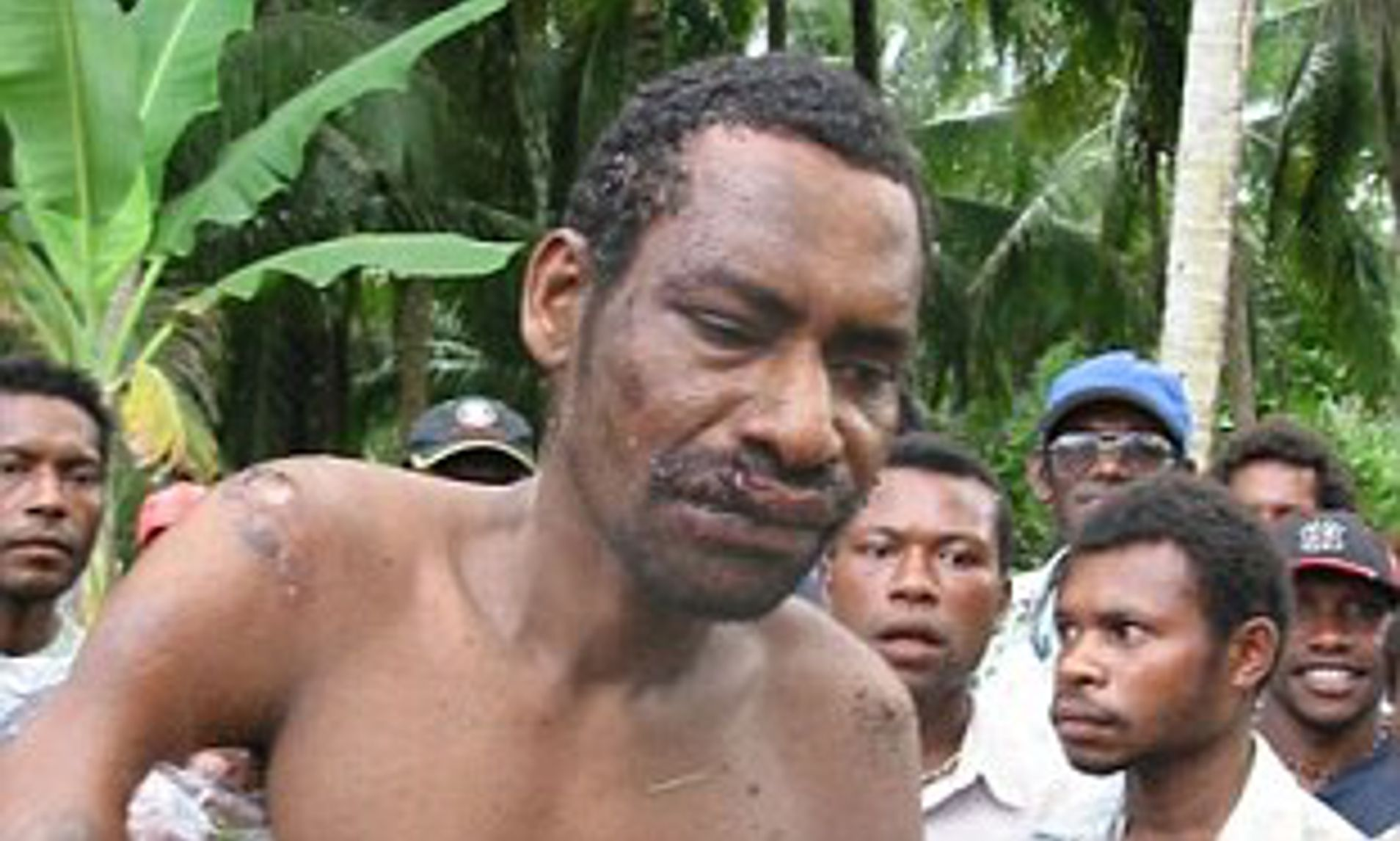 Papua New Guinea\'s Black Jesus guilty of raping young girls.
