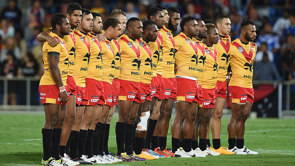 PNG Kumuls squad to play PM\'s XIII named.