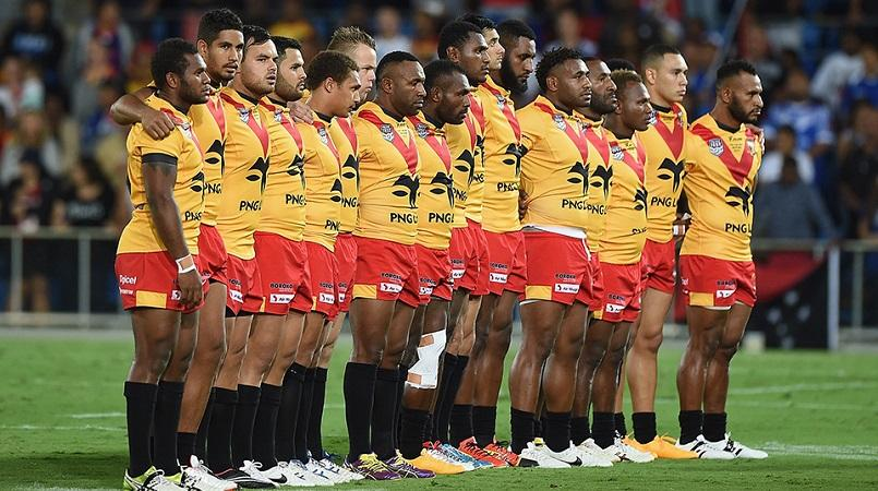 Injuries are a concern for the PNG Kumuls.