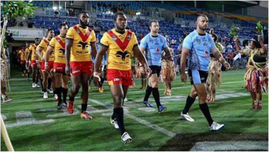 Fiji Bati vs PNG Kumuls Pacific Test Preview.