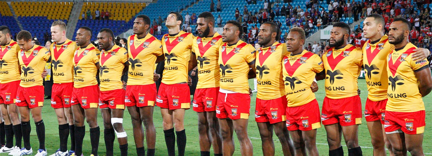 PNG name five NRL stars for Pacific Test.