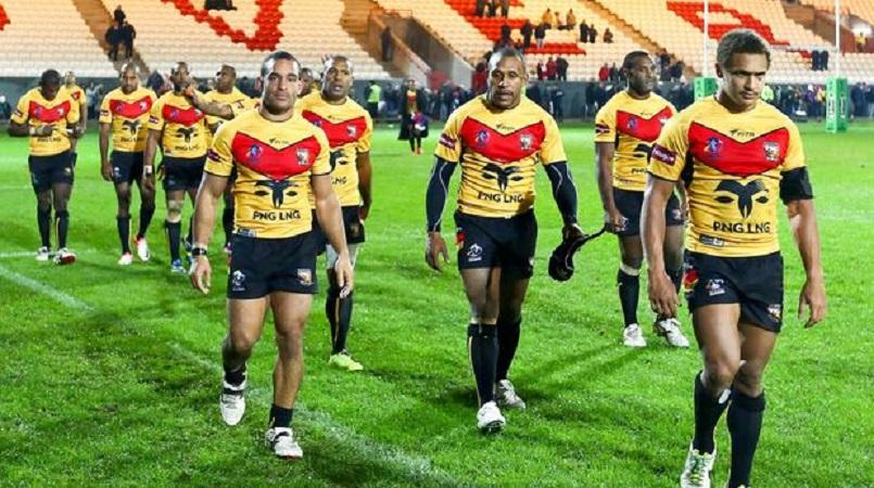 PNG Kumuls squad close to being finalised.