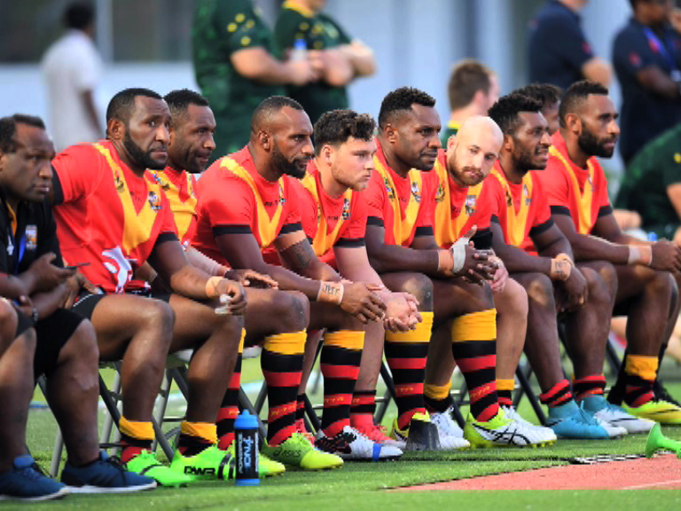 PNG Kumuls go into planning.