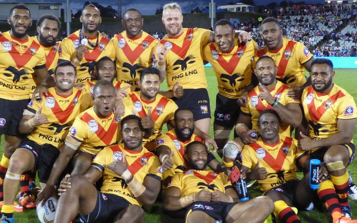 Sport: PNG Hunters expected to dominate Kumuls World Cup.