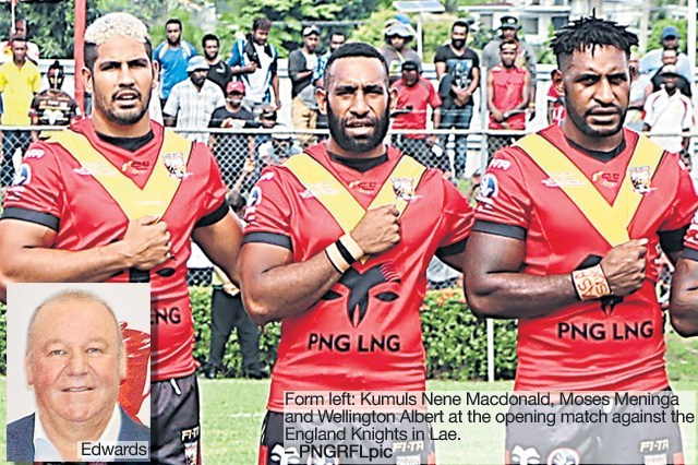 Kumuls tour in RLIF plans.