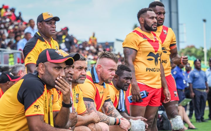 Sport: PNG Kumuls stars return to Hunters duty.