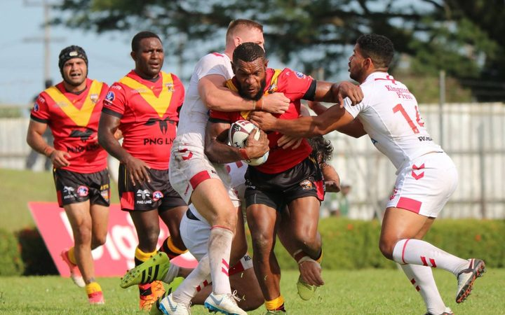 Sport: PNG Kumuls want better officiating in clash against.