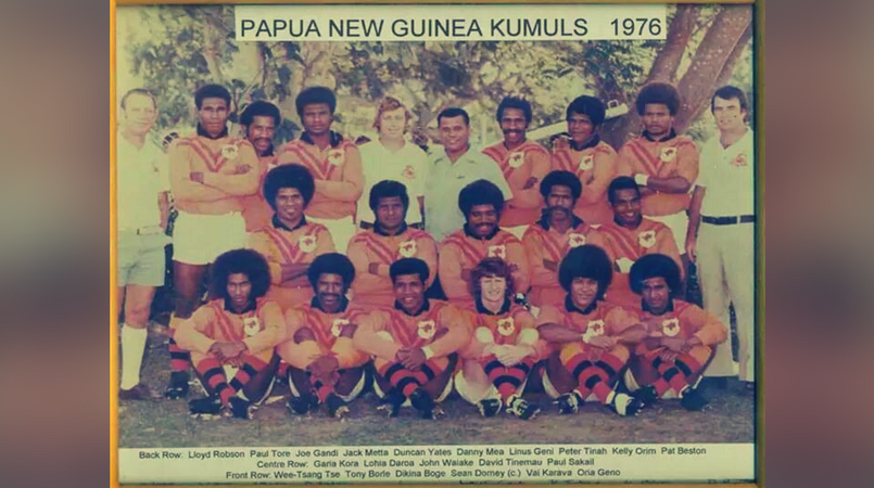 Another former PNG Kumul passes on.
