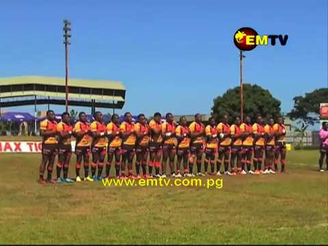 PNG Kumuls vs England Knights Ticket Sale to commence Next Week.