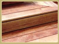 Kwila Timbers, Timbers.