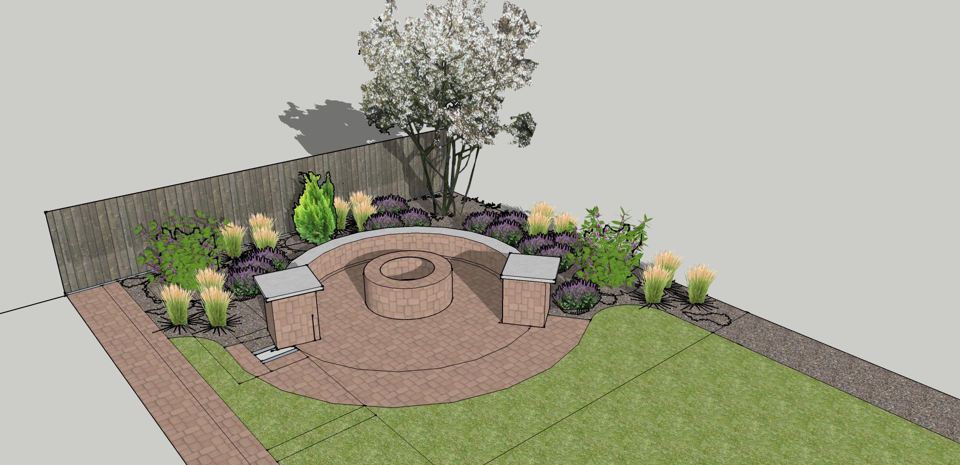 Patch Landscaping » Landscape Design & Installation.
