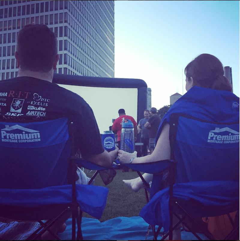 Outdoor Movies 2017.