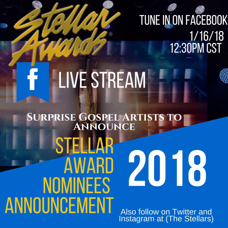 Stellar Awards on Twitter: \
