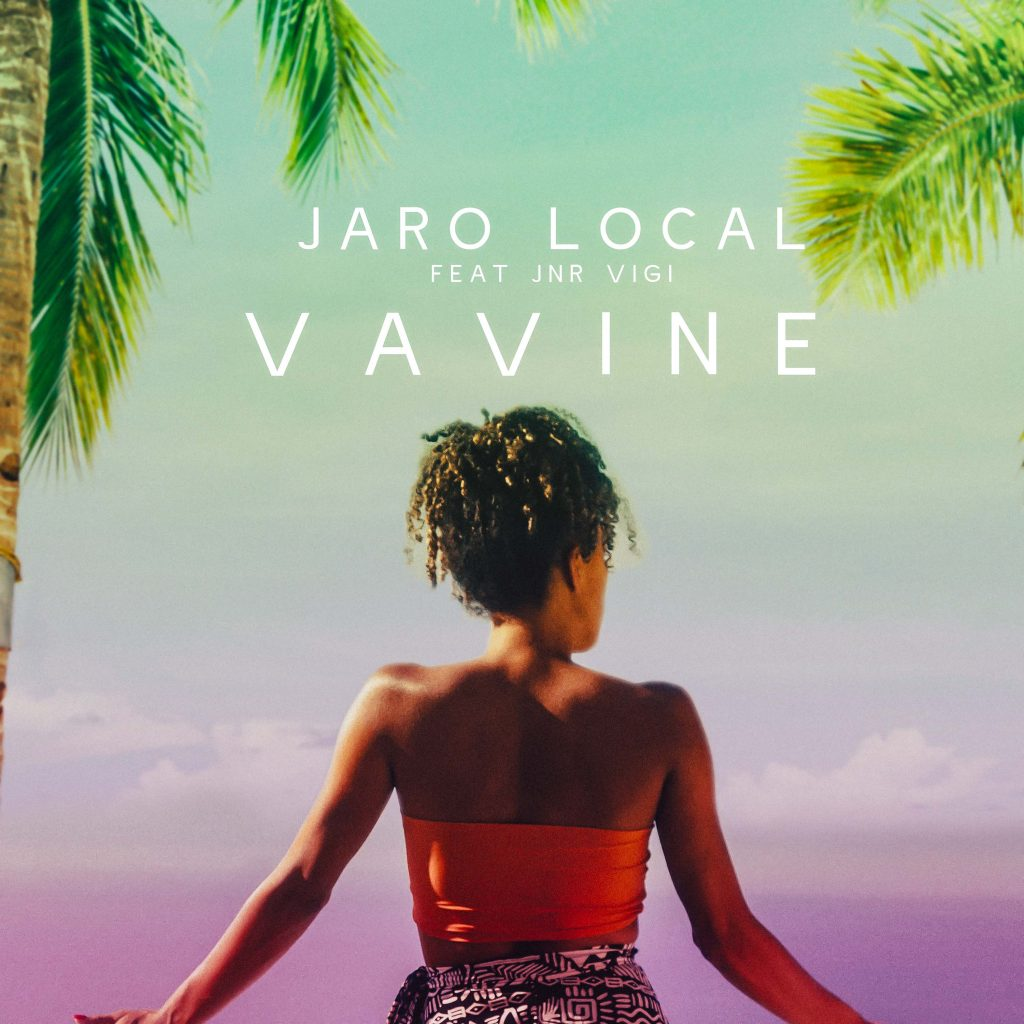 Jaro Local Connects with Up and Coming PNG Duo Jnr Vigi.