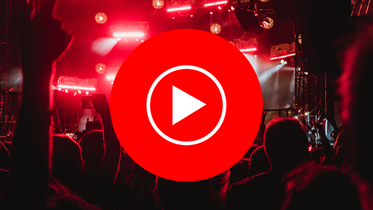 YouTube Music hits 100 million downloads in the Play Store.