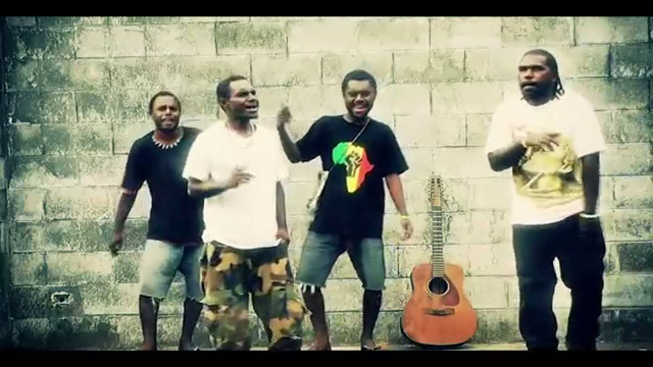 S One 5 FOLLOW THE LINE Official Music Video Clip PNG, Bougainville Musi.
