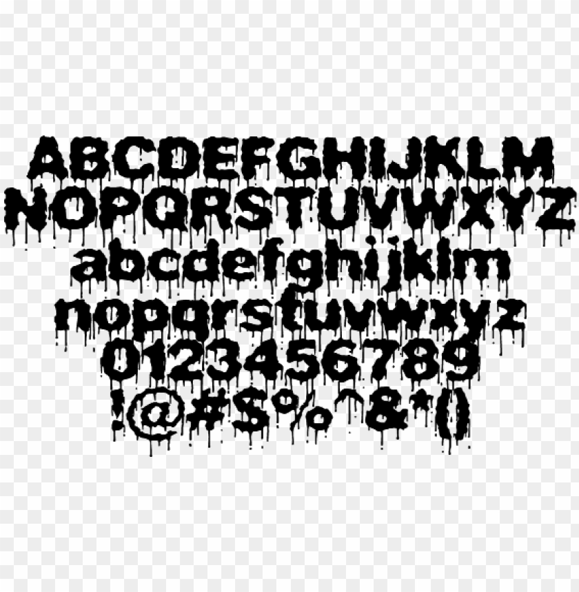 dripping letters font generator poemdoc or.