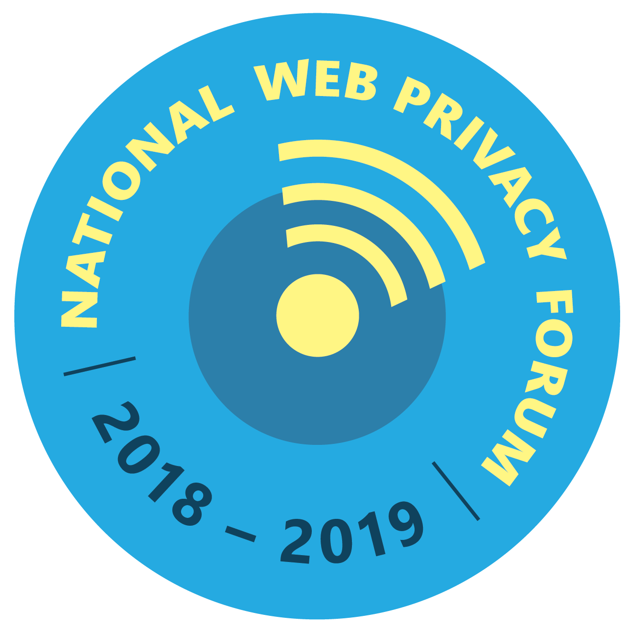 National Web Privacy Forum.